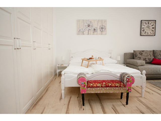 Awesome Romantic Double Bed Apartment Vienna TAV