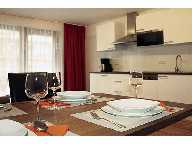 Kitchen, Kampstrasse - Traditional Apartments Vienna
