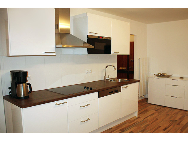 Fully Furnished Kitchen in the Apartment - TAVienna