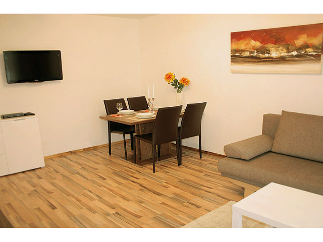 Apartment kampstrasse Vienna - Flat Screen HD/TV and DVD player