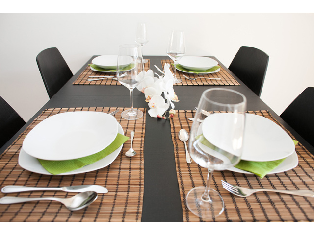 Dining corner - Apartment Luxury Universumstrasse TAV