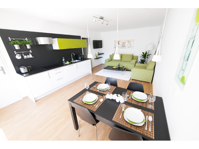 Fully equipped luxury - Apartment Universumstrasse Vienna